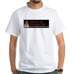 Grandma Died Custom White T-Shirt