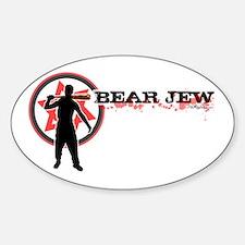 Bear Jew Decal