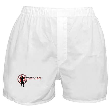 Bear Jew Boxer Shorts
