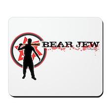 Bear Jew Mousepad