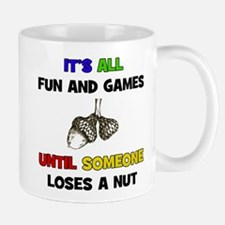 Fun & Games - Nut Mug