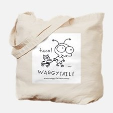 Moby Waggytail Tote Bag