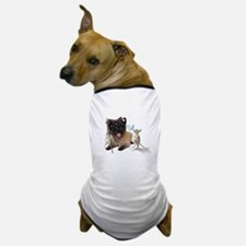 Cairn Terrier with Rat Dog T-Shirt