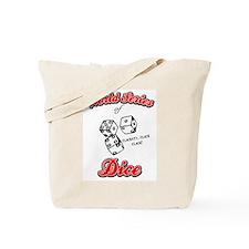 World Series Of Dice Tote Bag