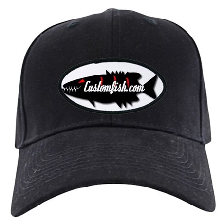 customfish bear hat