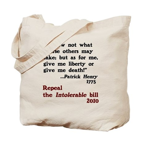 Give me Liberty! Tote Bag
