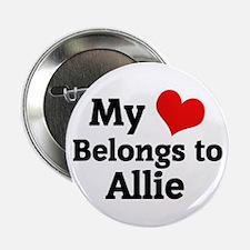 My Heart: Allie Button