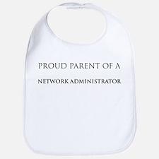 Proud Parent: Network Adminis Bib
