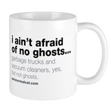 Paranormal Cat Coffee Mug