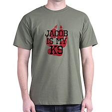 Jacob is My K9 T-Shirt