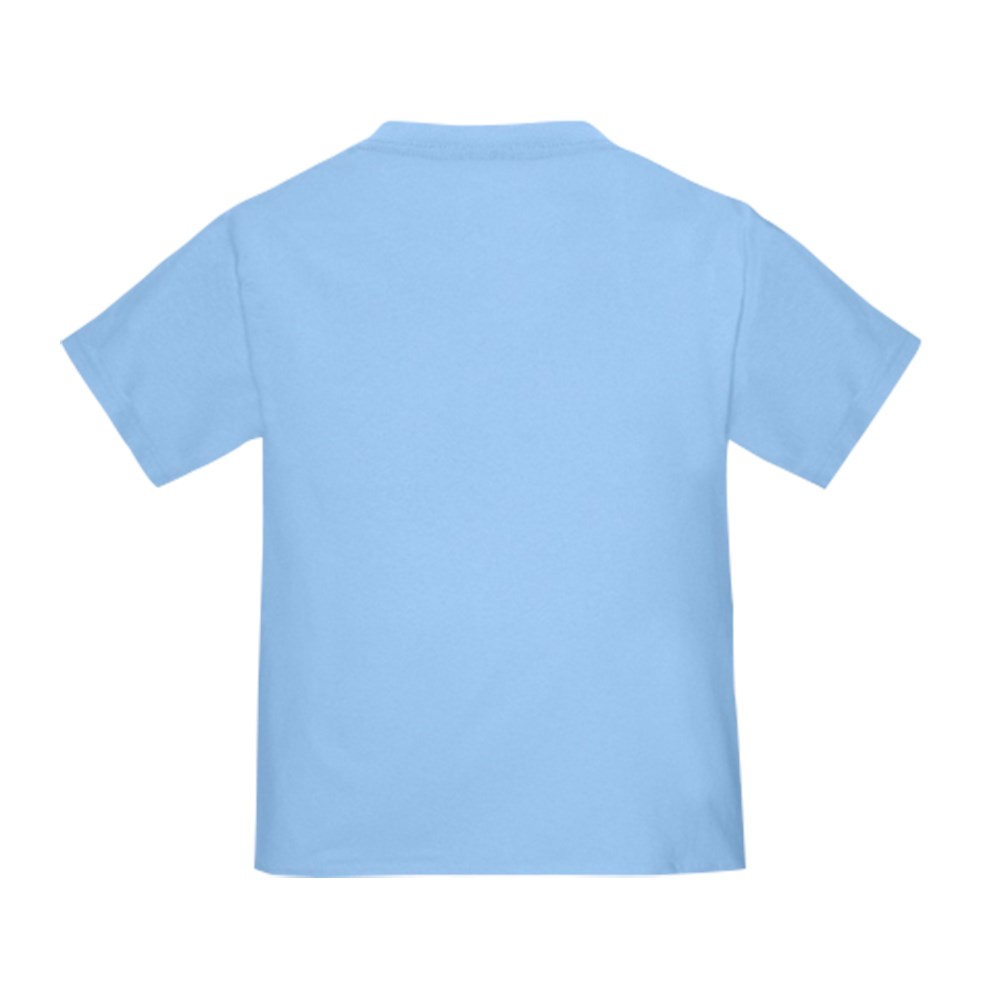 100/% Cotton 439324831 CafePress Cute Toddler T-Shirt