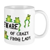 Frog Coffee Mugs