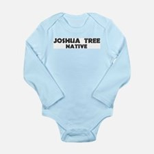 Joshua Tree Native Infant Creeper Body Suit