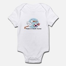 Stork Baby South Korea Infant Bodysuit