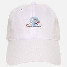 Stork Baby South Korea Baseball Baseball Cap