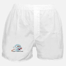 Stork Baby South Korea Boxer Shorts