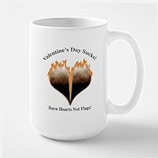 Valentine's Day Sucks Mug