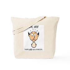 UGLY BABIES Tote Bag