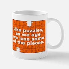 As We Age Mug