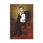 Lincoln / Maltgese (B) Mini Poster Print