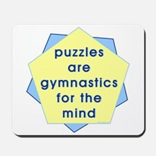 Mind Gymnastics Mousepad