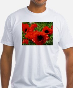 Unique Poppies Shirt