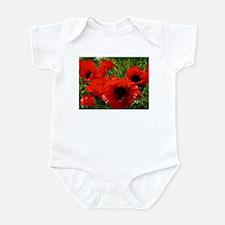 Unique Poppies Infant Bodysuit