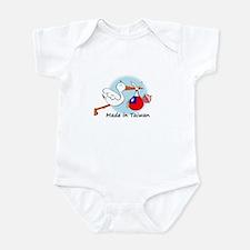 Stork Baby Taiwan Onesie