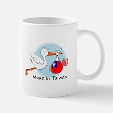 Stork Baby Taiwan Mug