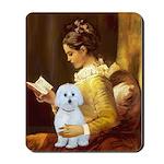 Reading / Maltese Mousepad