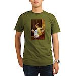 Reading / Maltese Organic Men's T-Shirt (dark)