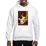 Reading / Maltese Hooded Sweatshirt