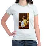 Reading / Maltese Jr. Ringer T-Shirt