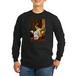 Reading / Maltese Long Sleeve Dark T-Shirt
