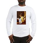 Reading / Maltese Long Sleeve T-Shirt