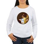 Reading / Maltese Women's Long Sleeve T-Shirt
