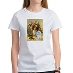 Vase / Maltese (B) Women's T-Shirt