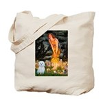 MidEve / Maltese Tote Bag