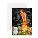 MidEve / Maltese Greeting Cards (Pk of 20)