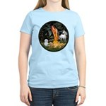 MidEve / Maltese Women's Light T-Shirt