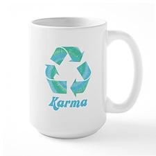 Recycle Karma Mug