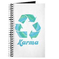 Recycle Karma Journal
