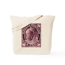 Canada QV defin 10c Tote Bag