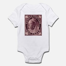 Canada QV defin 10c Infant Bodysuit