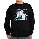 good girls Sweatshirt (dark)