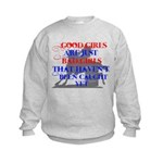 good girls Kids Sweatshirt