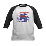 good girls Kids Baseball Jersey