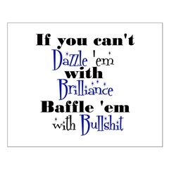 Brilliance? Posters