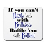 Brilliance? Mousepad