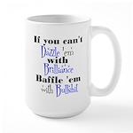 Brilliance? Large Mug